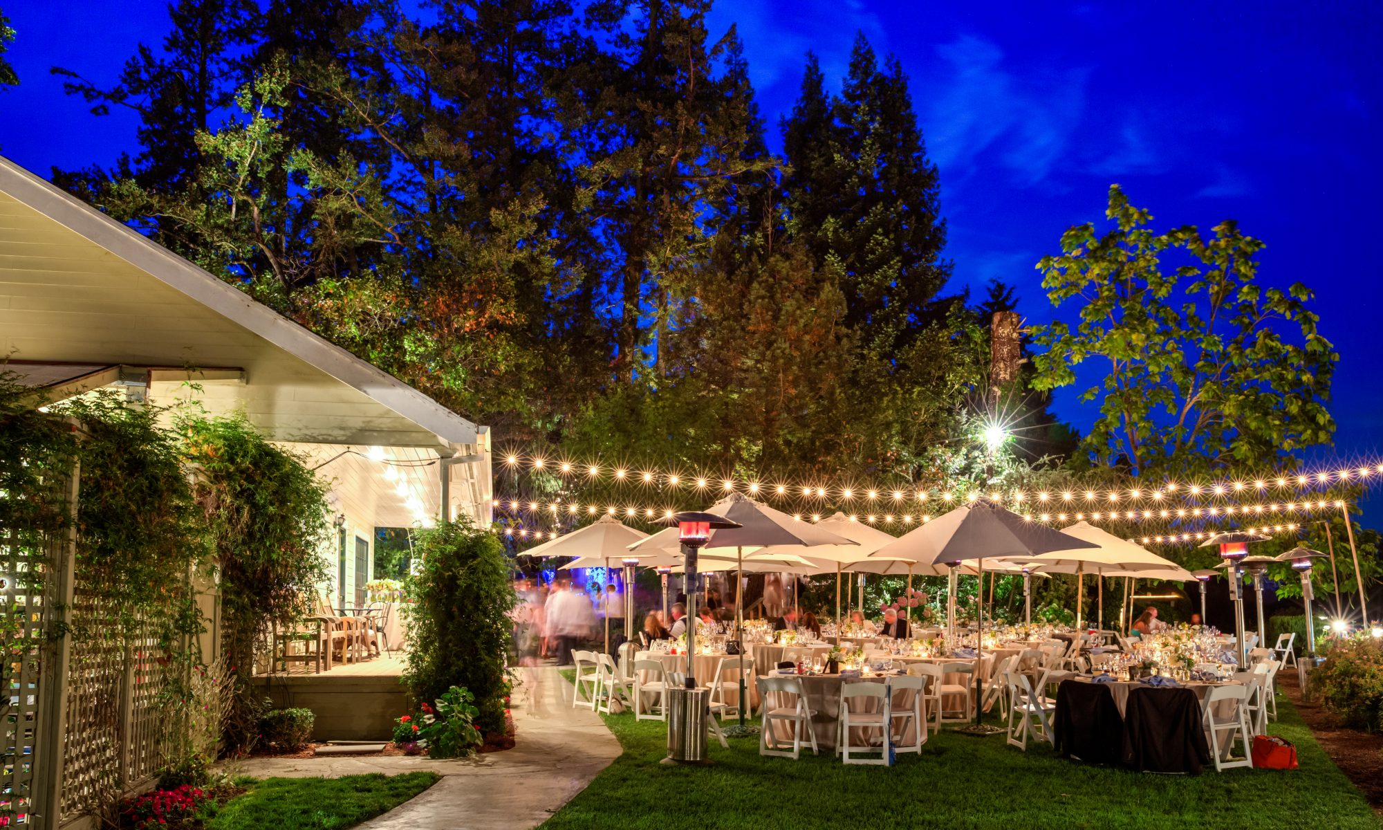 Vine Hill House wedding